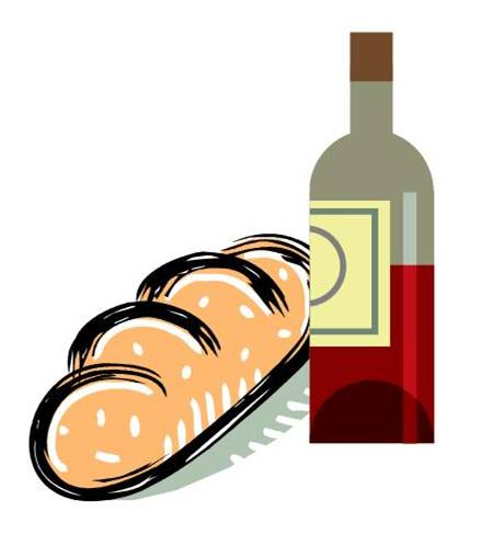 Melchizedek's Supper: Bread, Wine and a Blessing from the Prefigured